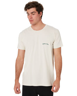 NATURAL MENS CLOTHING ALOHA ZEN TEES - AZ453NAT