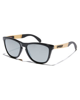 POLISHED BLACK PRIZM MENS ACCESSORIES OAKLEY SUNGLASSES - 0OO9428-0255
