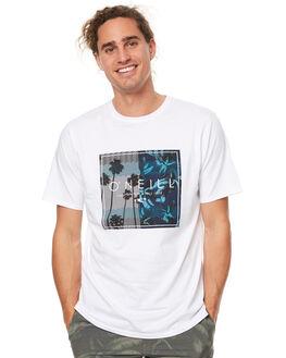 SUPER WHITE MENS CLOTHING O'NEILL TEES - 4011120SWHT