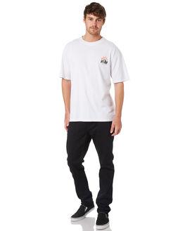 WHITE MENS CLOTHING RUSTY TEES - TTM2110WHT