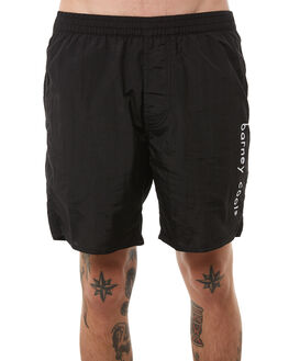 BLACK MENS CLOTHING BARNEY COOLS SHORTS - 609-CR1BLK