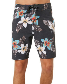 BLACK MENS CLOTHING RIP CURL BOARDSHORTS - CBOSZ10090