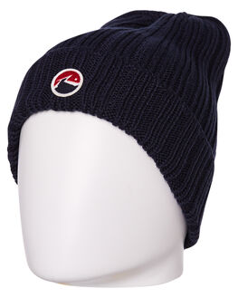 NAVY BLUE MENS ACCESSORIES RUSTY HEADWEAR - HBM0403NVB
