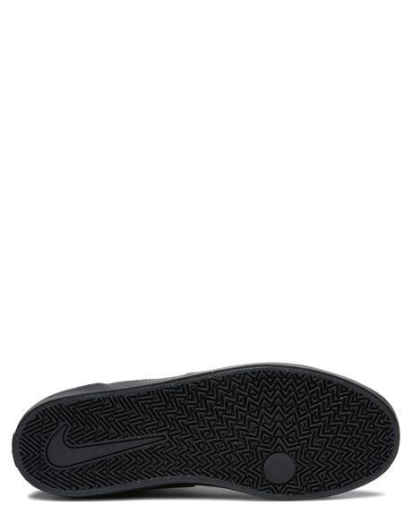 BLACK BLACK MENS FOOTWEAR NIKE SNEAKERS - 843895-009