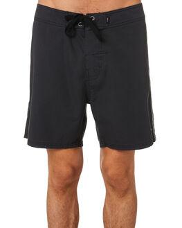 HERITAGE BLACK MENS CLOTHING THRILLS BOARDSHORTS - TH9-309HBHBLK