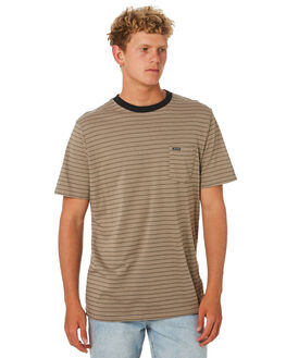 BRINDLE MENS CLOTHING VOLCOM TEES - A01118R0BNL