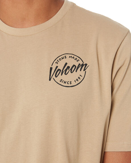 GRAVEL MENS CLOTHING VOLCOM TEES - A5002008GRV