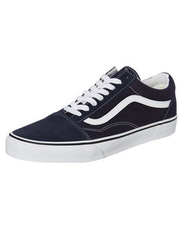 BLUE WOMENS FOOTWEAR VANS SNEAKERS - SSVNA4BV5V7EW