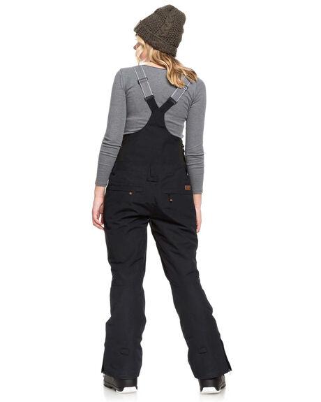 TRUE BLACK BOARDSPORTS SNOW ROXY WOMENS - ERJTP03084-KVJ0