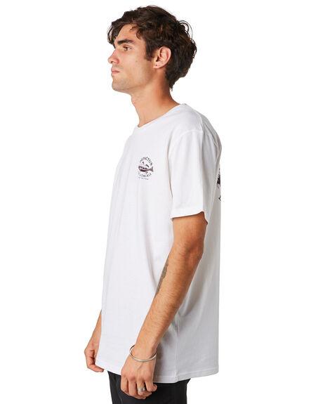 WHITE MENS CLOTHING DEPACTUS TEES - D5193004WHITE