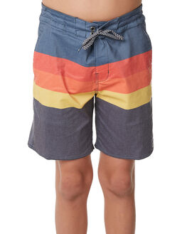 NAVY KIDS BOYS BILLABONG BOARDSHORTS - 8585403NVY