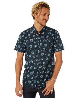 NAVY MENS CLOTHING BILLABONG SHIRTS - 9582204NVY