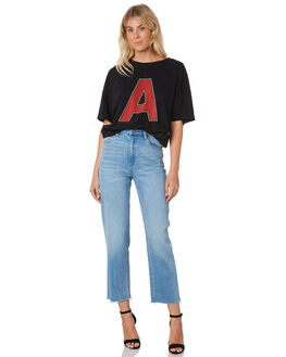 ALICIA WOMENS CLOTHING A.BRAND JEANS - 71388-4283