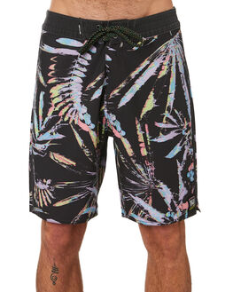 BLACK MENS CLOTHING RIP CURL BOARDSHORTS - CBOAY90090