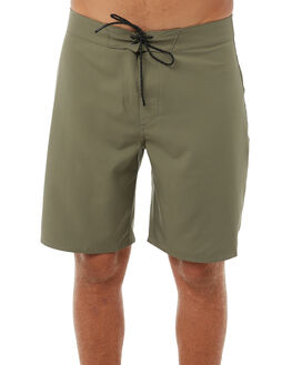 OLIVE MENS CLOTHING OUTERKNOWN BOARDSHORTS - 1810019OLV