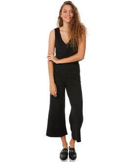 BLACK WOMENS CLOTHING ZULU AND ZEPHYR PANTS - ZZ2140BLK