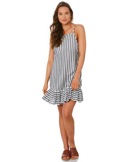 NAVY WOMENS CLOTHING TIGERLILY DRESSES - T392445NAVY