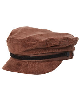 BROWN OUTLET WOMENS THE CRITICAL SLIDE SOCIETY HEADWEAR - HW1863BRN