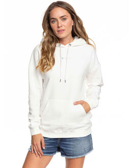SNOW WHITE WOMENS CLOTHING ROXY JUMPERS - ERJFT04159-WBK0