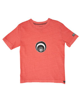 DUSTY RED OUTLET KIDS VOLCOM CLOTHING - Y5241970DSR