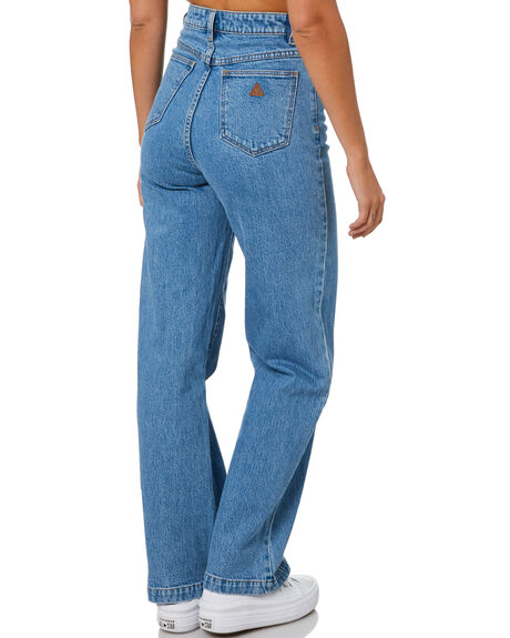 DEBBIE WOMENS CLOTHING ABRAND JEANS - 72446-4621