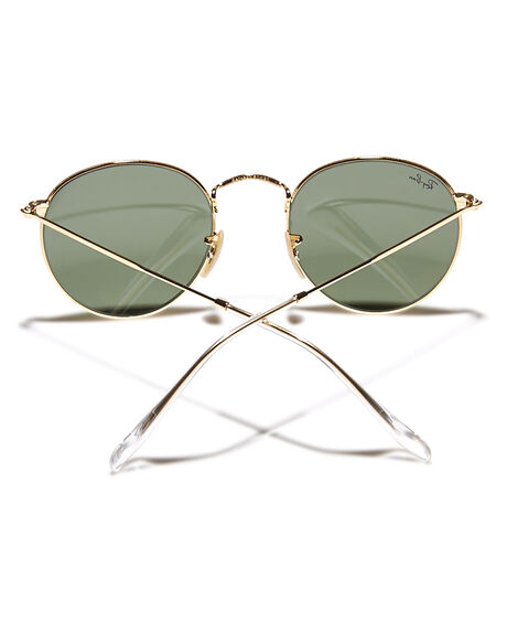 ARISTA CRYSTAL GREEN MENS ACCESSORIES RAY-BAN SUNGLASSES - 0RB3447501