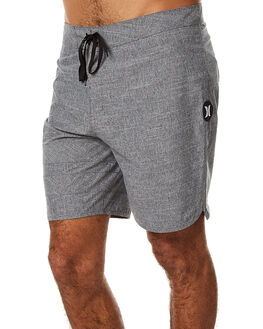 BLACK MENS CLOTHING HURLEY BOARDSHORTS - MBS000755000A