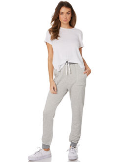 GREY MARLE WOMENS CLOTHING ELWOOD PANTS - W91601GRYMA