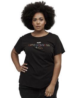 METEORITE WOMENS CLOTHING LEVI'S TEES - C35790-0072