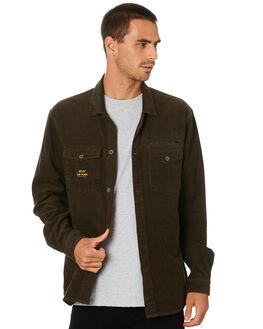 OLIVE MENS CLOTHING MISFIT JACKETS - MT005407OLIVE