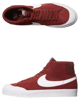 TEAM RED WHITE MENS FOOTWEAR NIKE SNEAKERS - 876872-619