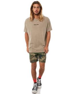 CAMO MENS CLOTHING STUSSY BOARDSHORTS - ST081607CAM