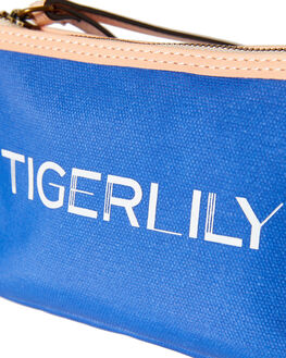 NAVY WOMENS ACCESSORIES TIGERLILY PURSES + WALLETS - T405835NVY