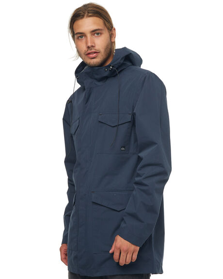 BLUE NIGHTS MENS CLOTHING QUIKSILVER JACKETS - EQYJK03385BST0