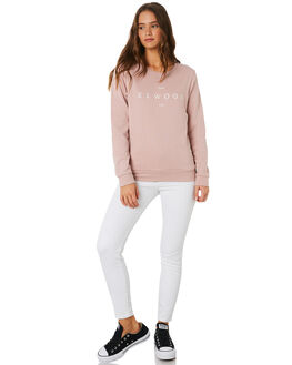 MAUVE WOMENS CLOTHING ELWOOD JUMPERS - W91211O80