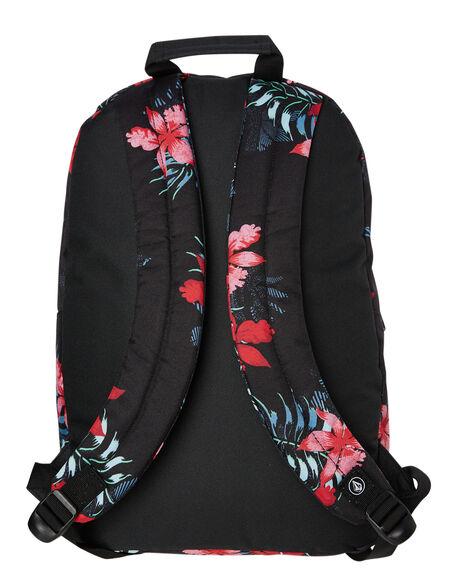 SPARK RED WOMENS ACCESSORIES VOLCOM BAGS + BACKPACKS - E6531877SPK