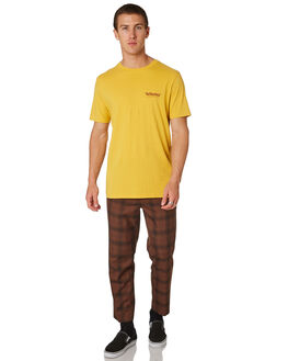 YELLOW MENS CLOTHING INSIGHT TEES - 5000003584YELLW