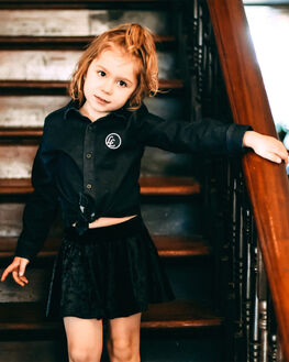 INDIGO KIDS BOYS LITTLE LORDS TOPS - AW19319IND