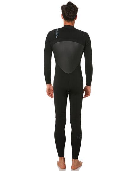 BLACK BOARDSPORTS SURF XCEL MENS - MQ433Z18BLK