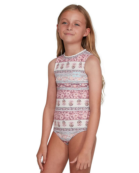 WHITECAP KIDS GIRLS BILLABONG SWIMWEAR - BB-5504709-WTC