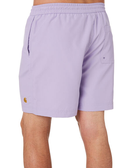 SOFT LAVENDER MENS CLOTHING CARHARTT BOARDSHORTS - I026235-03OLAV