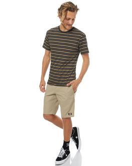 KHAKI MENS CLOTHING DICKIES SHORTS - WR872KHA