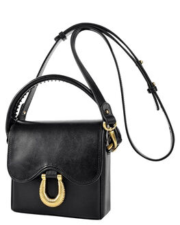 BLACK WOMENS ACCESSORIES SANCIA BAGS + BACKPACKS - 131BBLK
