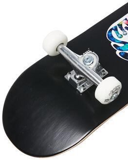BLACK BOARDSPORTS SKATE SEVEN SKATEBOARDS COMPLETES - SVNCOMP1217BLK