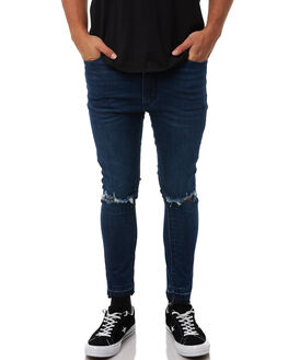 INDIGO MENS CLOTHING NENA AND PASADENA JEANS - NXRJ002INDI