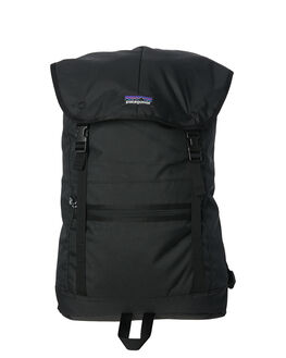 BLACK MENS ACCESSORIES PATAGONIA BAGS + BACKPACKS - 47958BLK