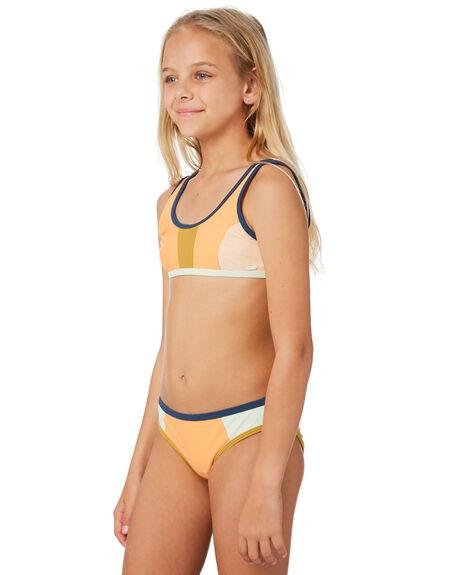 ORANGE KIDS GIRLS RIP CURL SWIMWEAR - JSIAB90030