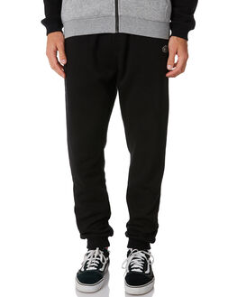 BLACK MENS CLOTHING SWELL PANTS - S5184454BLACK