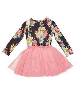MULTI KIDS GIRLS ROCK YOUR KID DRESSES + PLAYSUITS - TGD2060-MCMULTI