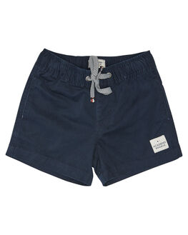NAVY KIDS BOYS ROOKIE BY THE ACADEMY BRAND SHORTS - R20S606NVY
